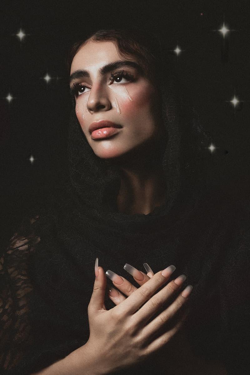 "Sevdaliza ""Lamp Lady"" Single Stream avant pop trip hop songstress Iranian-Dutch multi-hyphenate"