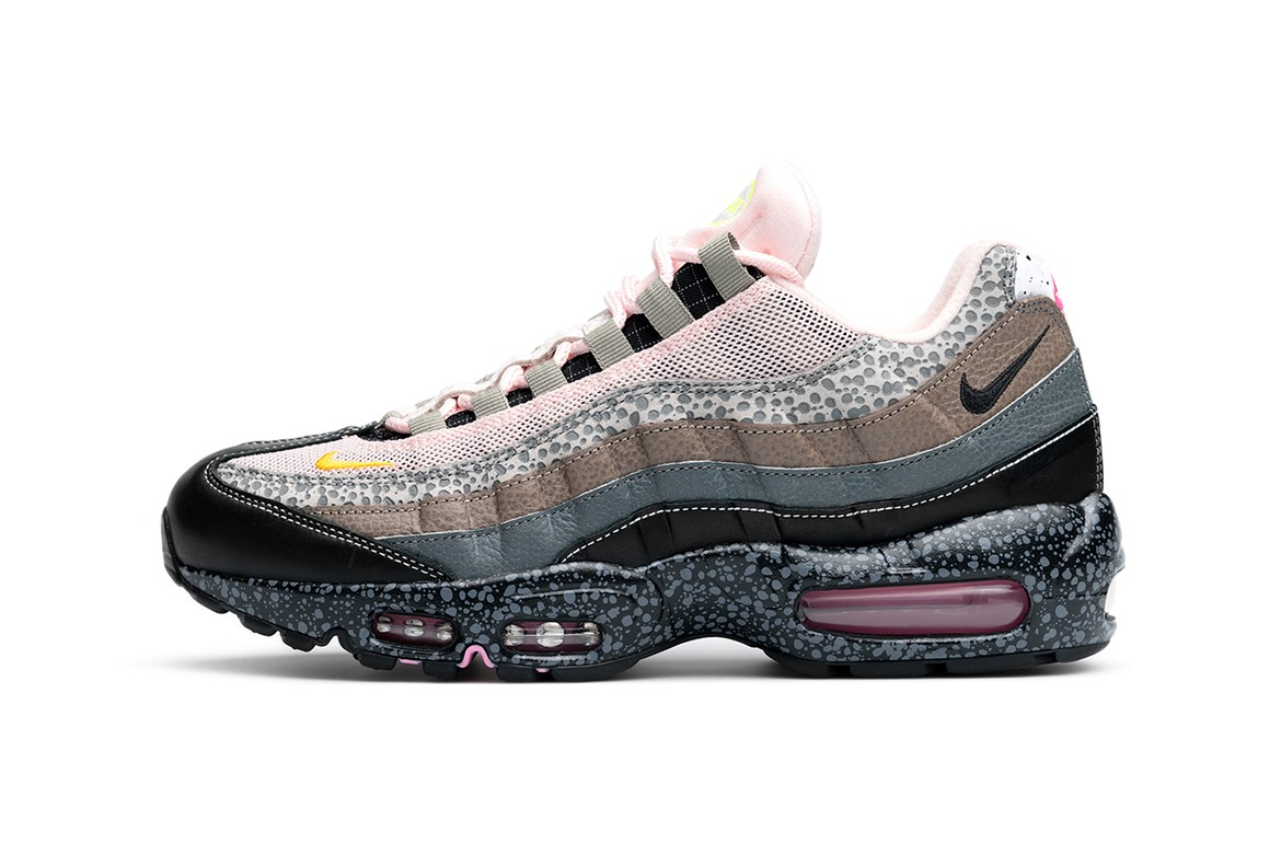 Size X Nike Air Max 95 20 For 20 Official Look Hypebeast
