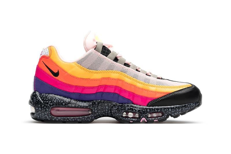 Por ahí Adquisición Mira  size? x Nike Air Max 95