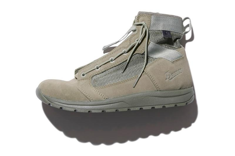 Snow Peak x Danner Tachyon 6 Boot Capsule  release info ss20 spring/summer special field boot footwear