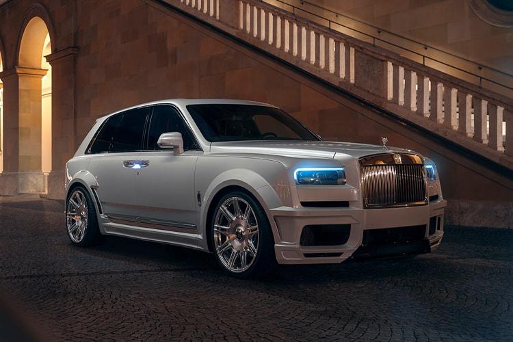 SPOFEC Gives Rolls-Royce Cullinan OVERDOSE Widebody Kit & 685 HP Tune