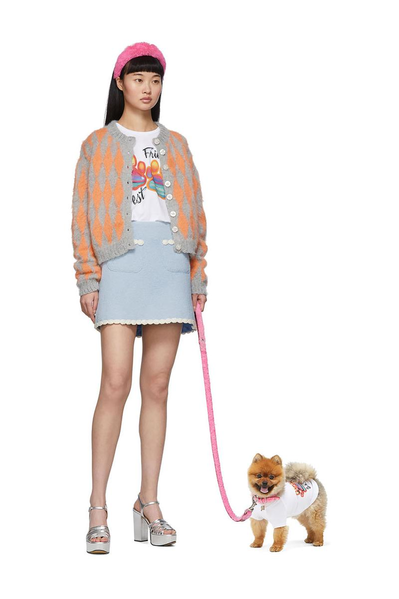 ssense dogwear luxury collaboration collection 1017 alyx 9sm leash marine serre harness martine ali collar collars shirt