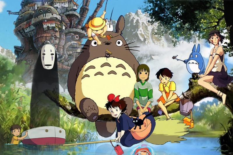 Studio Ghibli Movies Coming Netflix April 1 2020 Pom Poko Whisper of the Heart Howl's Moving Castle Ponyo on the Cliff by the Sea From Up on Poppy Hill  The Wind Rises When Marnie Was There