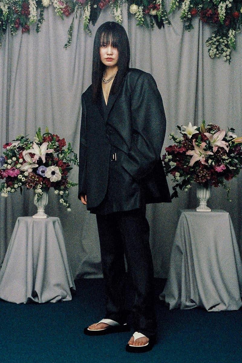 SU GI Fall Winter 2020 Collection Lookbook Korean Fashion
