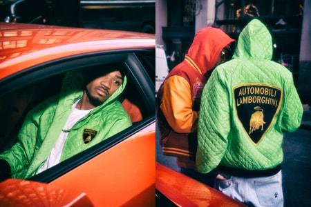 Automobili Lamborghini x Supreme Spring 2020 Collection