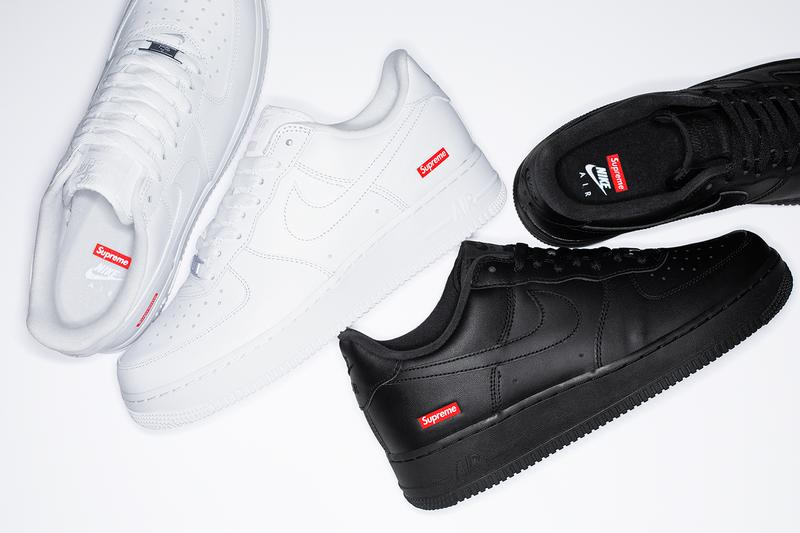 Ahorro Agradecido antártico  Supreme x Nike Air Force 1 Low Release Info | HYPEBEAST