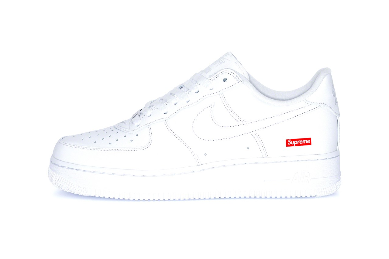 Supreme x Nike Air Force 1 Low Collab