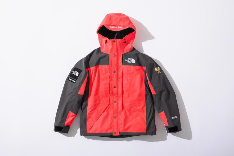 Supreme x The North Face Spring 2020 RTG Collection Jacket vest fleece GORE-TEX backpack accessories