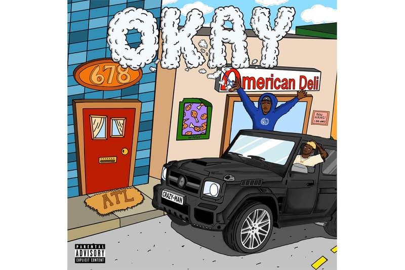"SwaVay & Pyrex Whippa ""Okay"" Single Stream Atlanta hip-hop rap trap 808 stream spotify apple music DOLO RECORDS boominati"