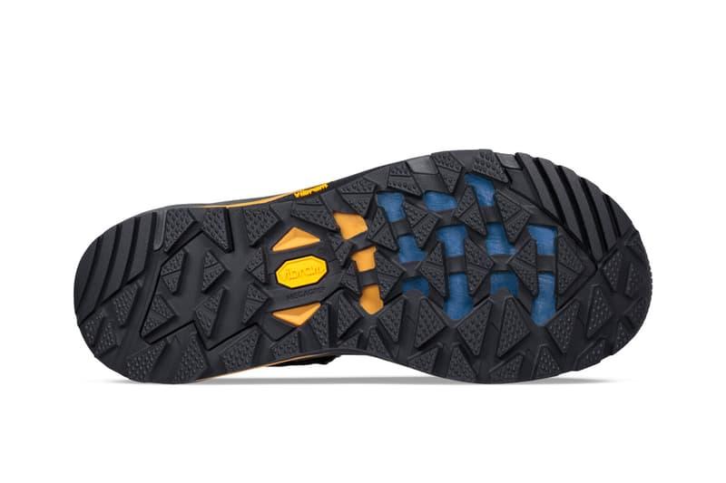 Teva Grandview GTX  footwear boots vibram gore-tex outdoors shoes hiking trail running mega grip rain waterproof