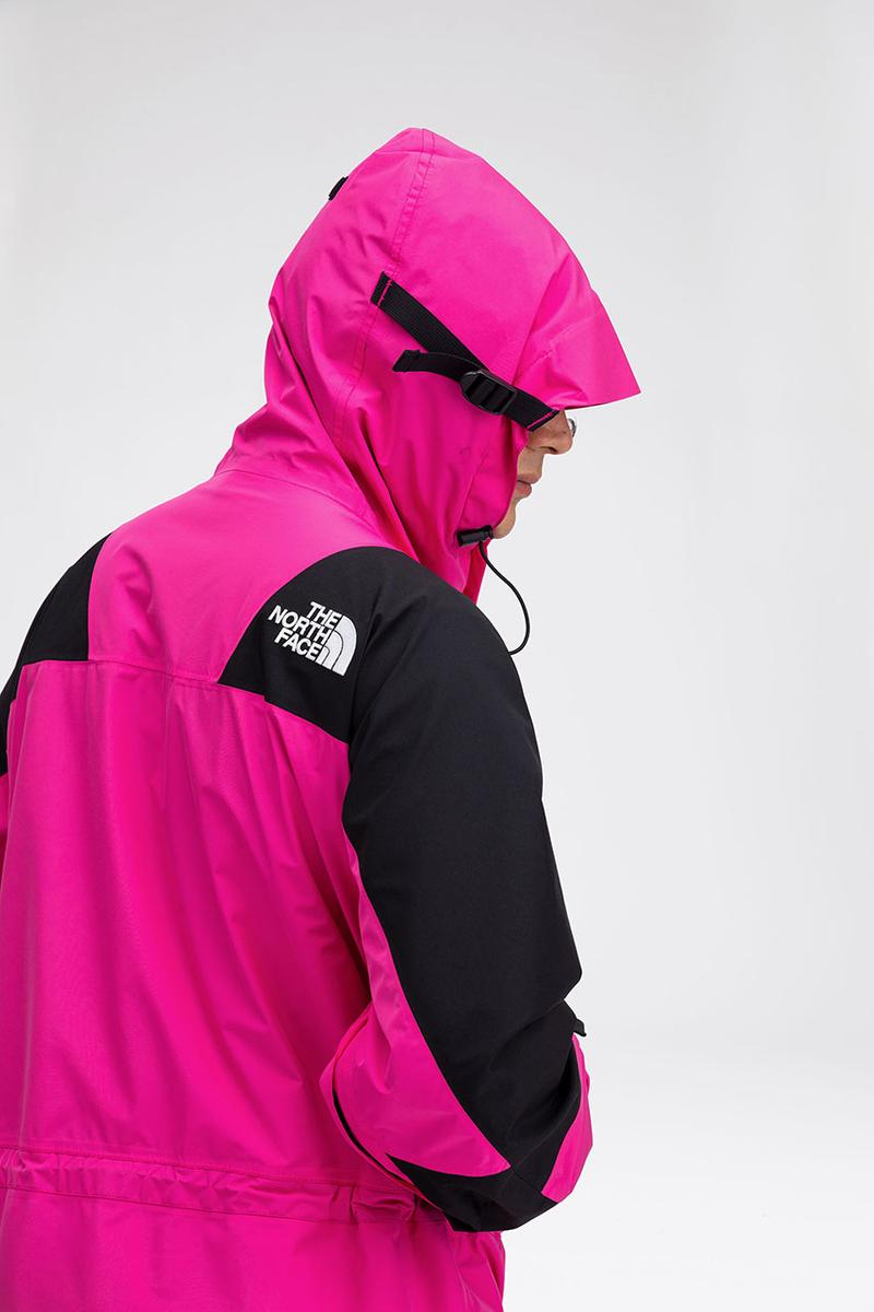 The North Face Reintroduces 1994 Retro Mountain Light Jacket Release Information Drop Date Outerwear Spring/Summer 2020 SS20 Colorways Black Camouflage Lake Blue Mr Pink Jaiden Green