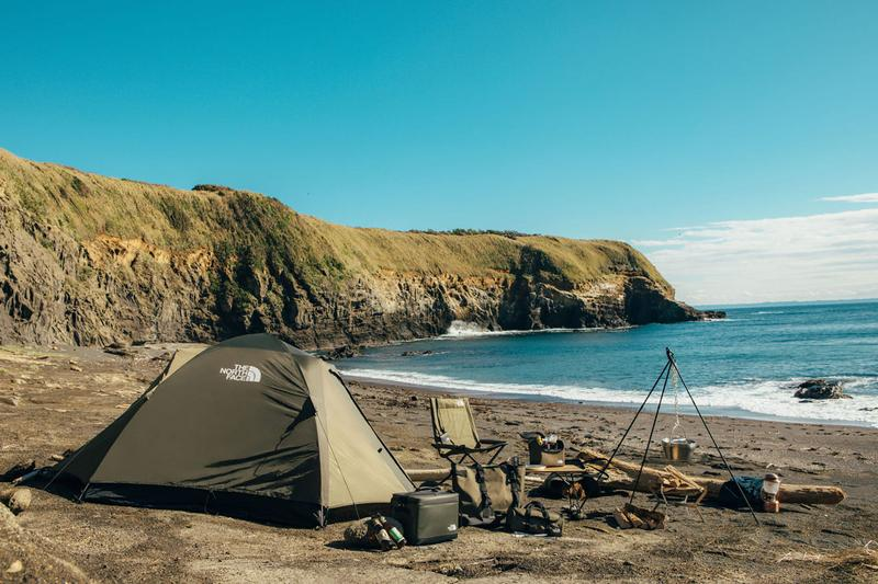 the north face fieludens series camp gear collection outdoors