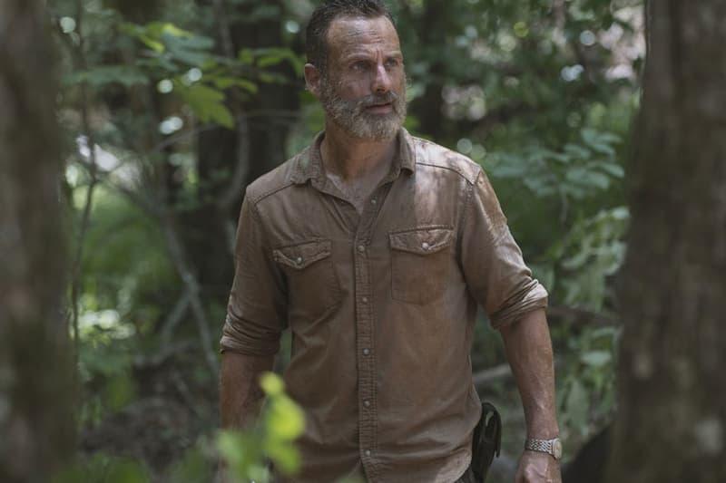 'The Walking Dead' Season 10 Final Episode Postponed COVID-19 Coronavirus Pandemic Shooting Filming Issues AMC TV Show Series Special