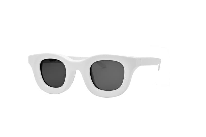 """Collezione occhiali da sole RHUDE x Thierry Lasry """"Rhodeo"""" Tortoise Scacchiera Stampa Bianco Giallo Rosso Verde Miele Rosso Grigio traslucido primavera estate 2020 ss20"""