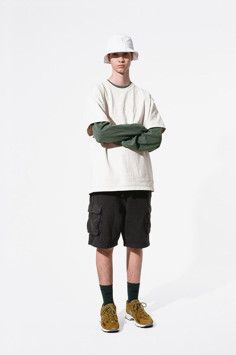 thisisneverthat x New Balance SS20 Apparel, 827 sneaker collaboration clothing spring summer 2020 korea release date info buy april 8