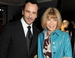 "Tom Ford and Anna Wintour Launch Fashion Aid Fund ""A Common Thread"""