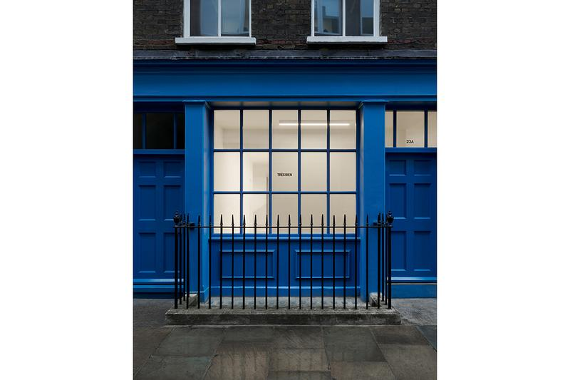 tres bien london soho malmo stockholm store opening date information news stockists buy cop purchase address hours hannes hogeman interview