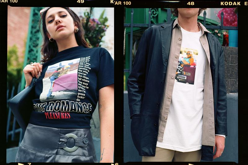 True Romance by PLEASURES Capsule Collection Release Info Buy Price Morgan Creek Hoodie Long Short Sleeve T-shirts Lookbooks Quentin Tarantino Tony Scott