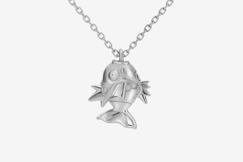 U Treasure Pokemon Magikarp Silver