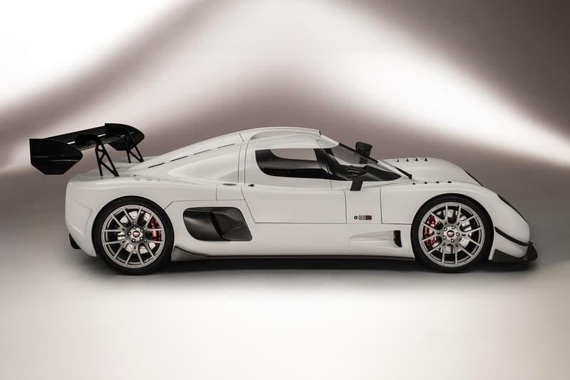 2020 Ultima RS Supercar Info British supercar racing Chevrolet crate engine LT5 horsepower speed carbon fiber