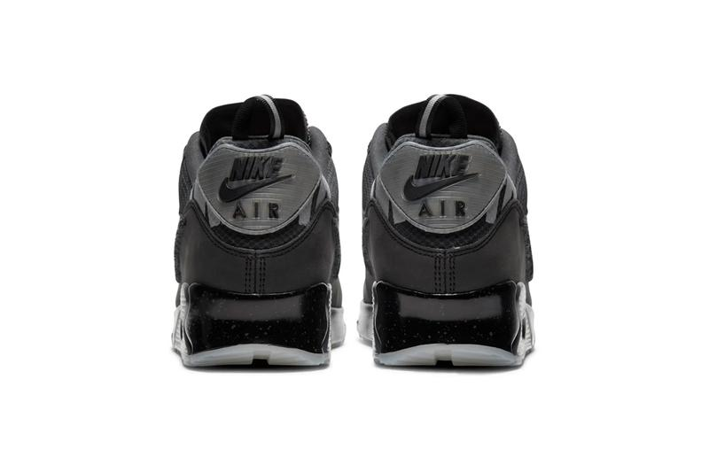 undefeated nike air max 90 Black CQ2289-002 release info Color: Black/Black-Anthracite-Rush Pink AM90 bubble unit drop date price