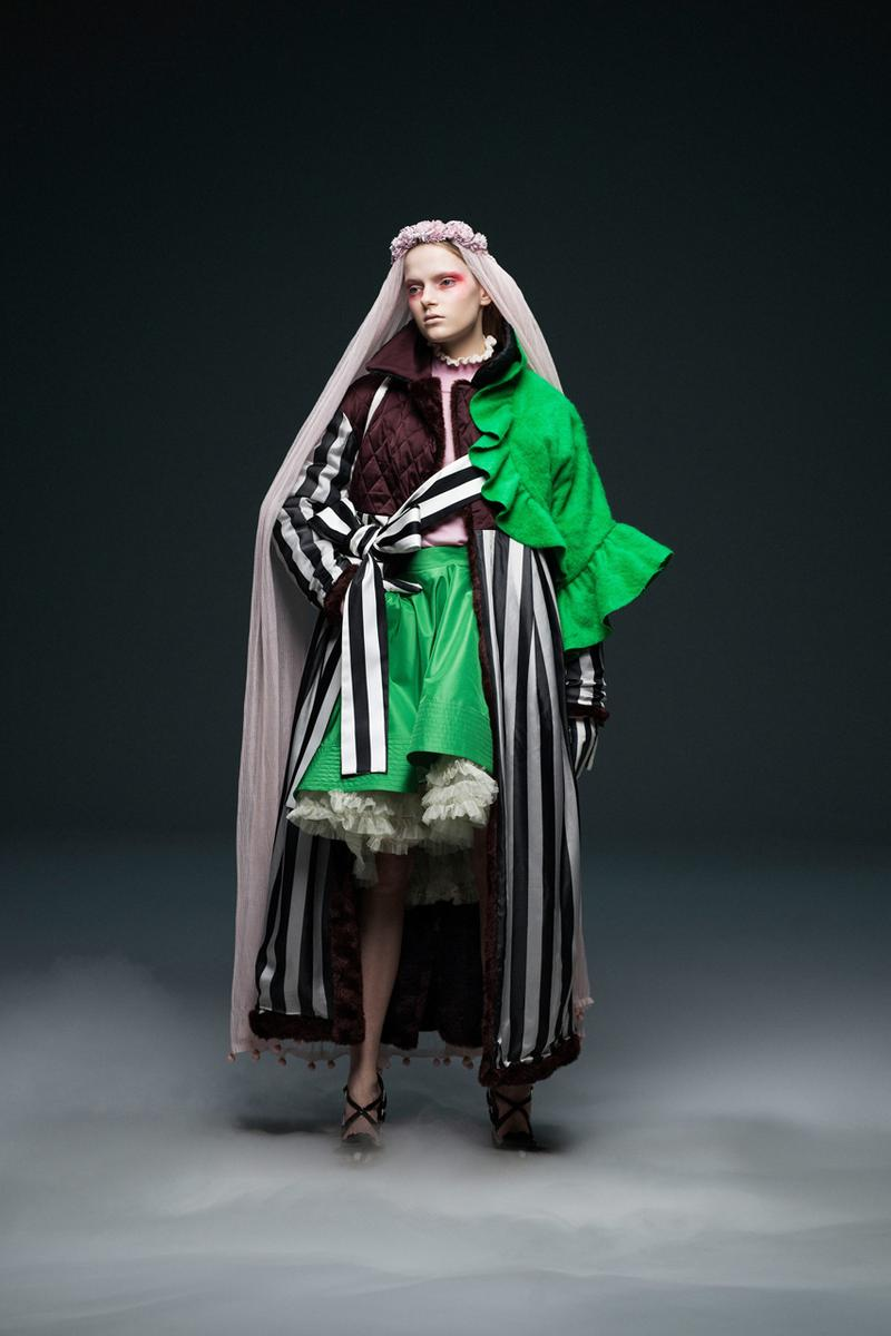 UNDERCOVER FW20 Womenswear Collection PFW Lookbook paris fashion week fall winter 2020 jun takahashi mononoke