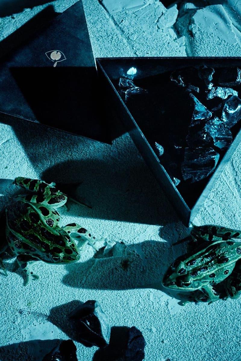 "UNDERCOVER x Mad et Len Fragrance Capsule Collection release info drop date price details perfume parfum ""Buddha Paper"" ""Black Mysticism"" potpourri ""Holy Fig"" room"