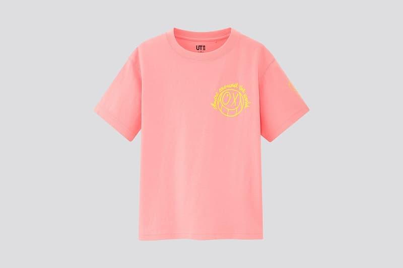 UNIQLO UT street artists urban walls ss20 futura laboratories faile d*face collection sweatshirt hoodie t-shirt collaboration