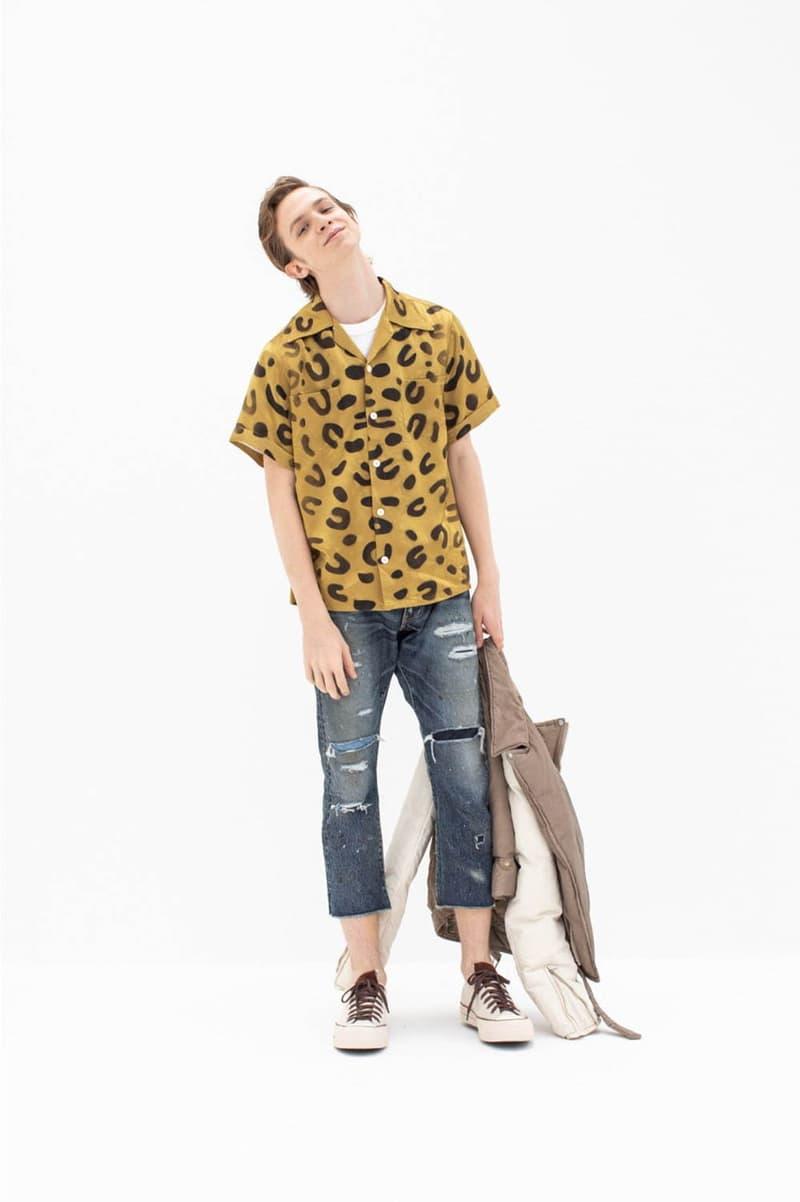 visvim Spring/Summer 2020 Lookbook Collection ss20 hiroki nakamura menswear release date