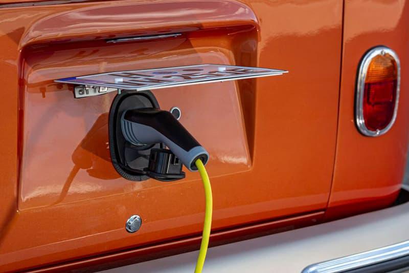 volskwagen ebulli concept electic microbus car vehicle automotive