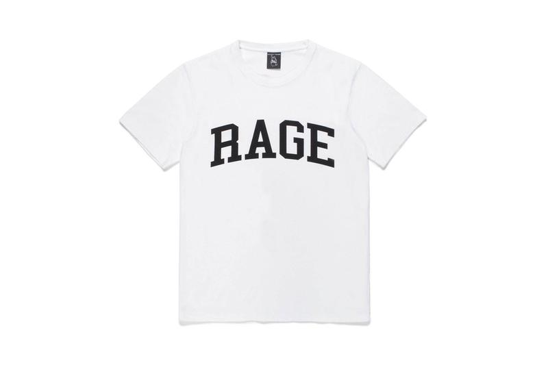 wacko maria rage against the machine ratm collection t shirt crewneck zack de la rocha tom morello tim commorford brad wilk che guevara release date info photos price spring summer 2020 ss20