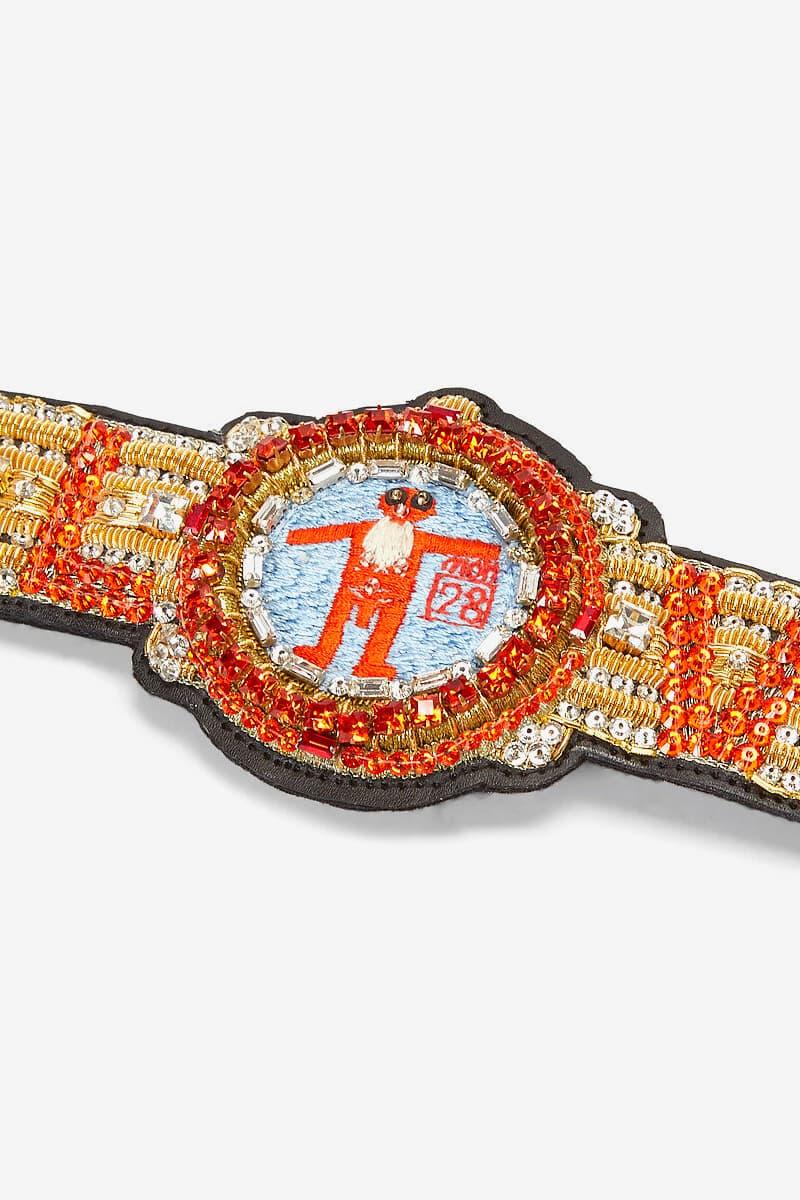 Walter Van Beirendonck Love Watch Bracelet Release Info Buy Price