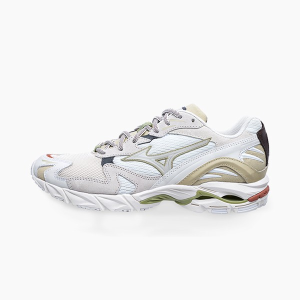 "Wood Wood x Mizuno Wave Rider 10 ""02 Edition"""