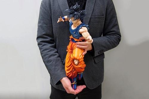 X-PLUS Releases 17-Inch Ultra Instinct Goku Figure