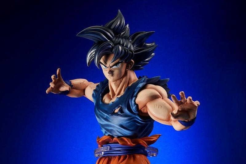 X-PLUS Gigantic Ultra Instinct Goku Figure Dragon Ball Super Anime Manga Son Goku