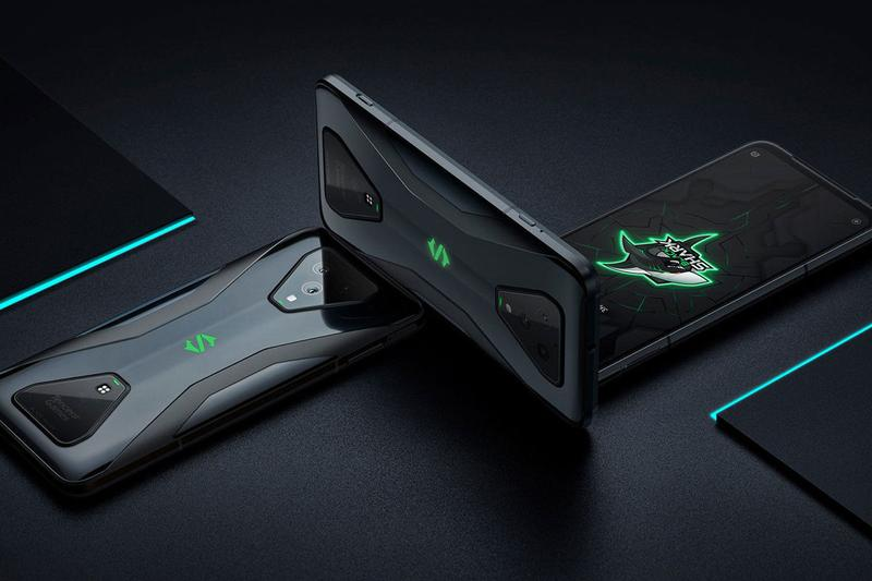 Xiaomi Black Shark 3 Pro Gaming Phone mobile gaming flagship