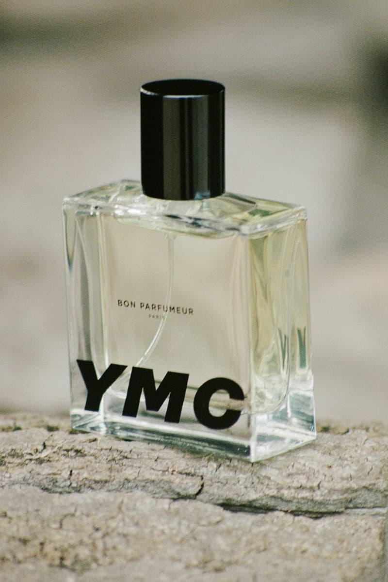 ymc Bon Parfumeur fragrance scent aftershave perfume buy cop purchase london paris release information first look details description