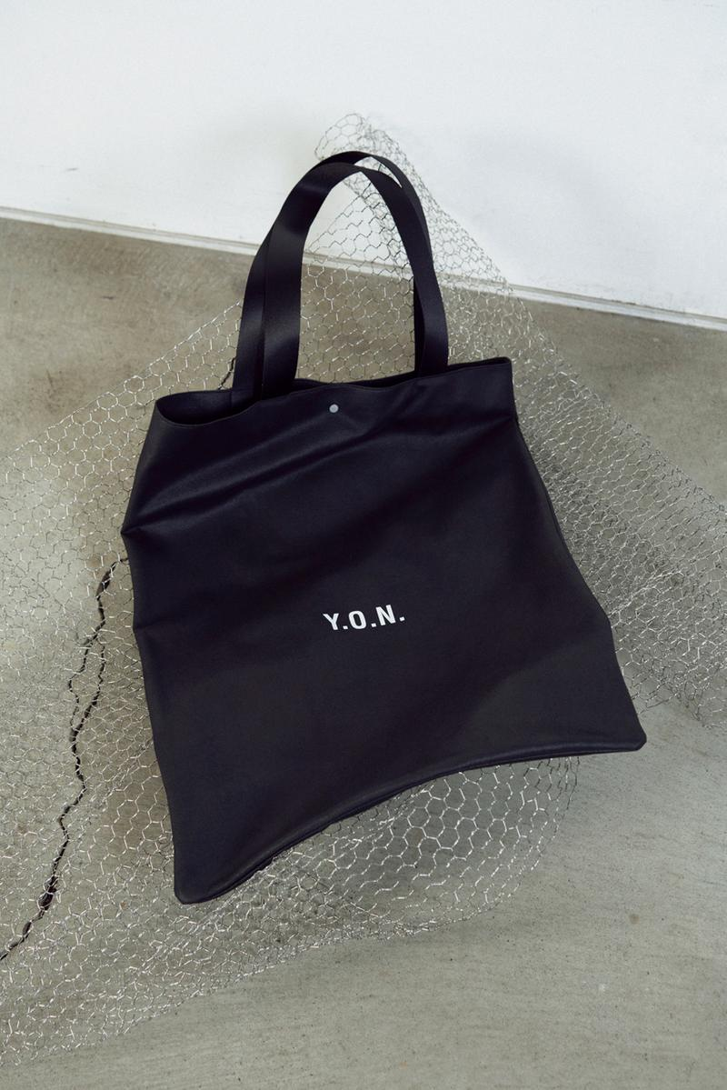 Y.O.N. Fall/Winter 2020 Collection Lookbook fw20 japan