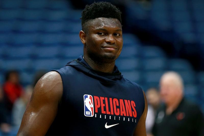 Zion Williamson NBA Players Cover Arena Workers Salaries Info Smoothie King Center Giannis Antetokounmpo Kevin Love Blake Griffin Mark Cuban
