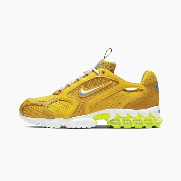 "Nike Air Zoom Spiridon 2 Cage ""Saffron Quartz"""