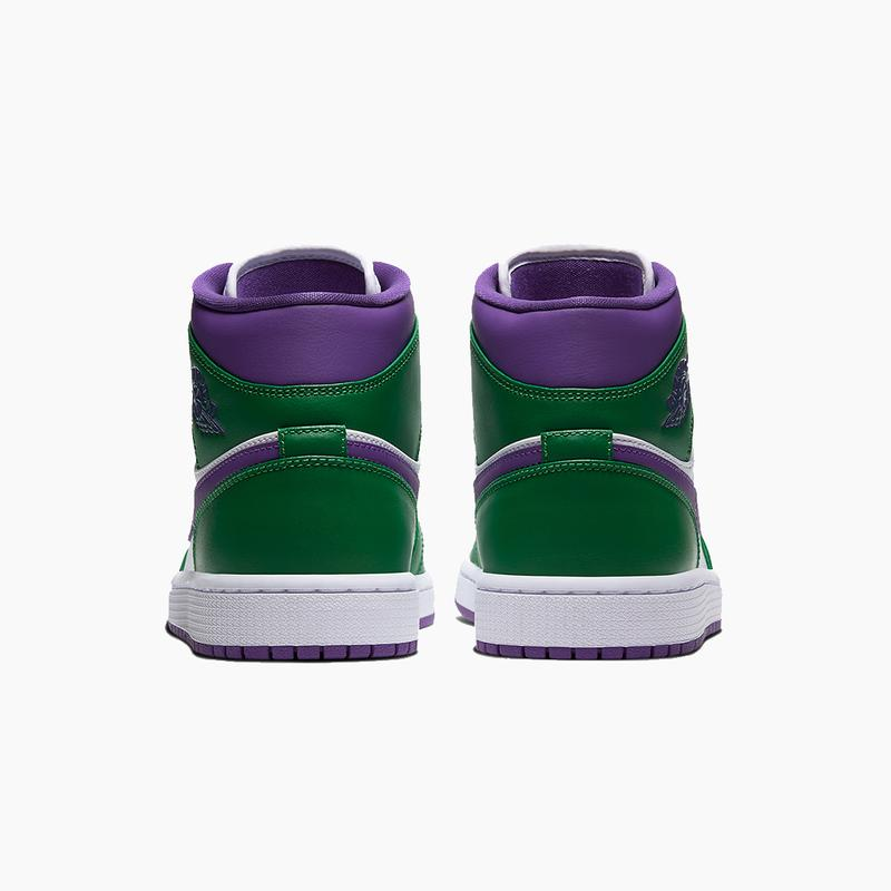 "Air Jordan 1 Mid ""Incredible Hulk"" Sneaker Release Where to buy Price 2020"