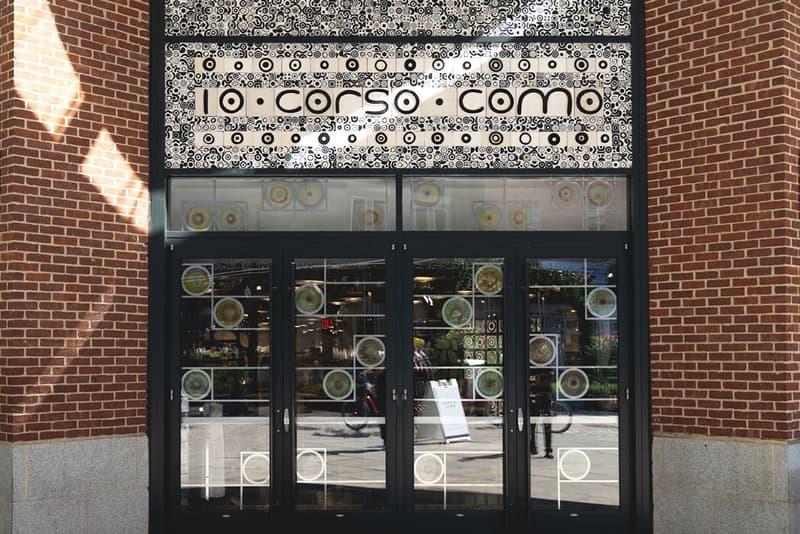 10 Corso Como New York Store Closure, Coronavirus shut down covid-19 pandemic seaport district retailer boutique