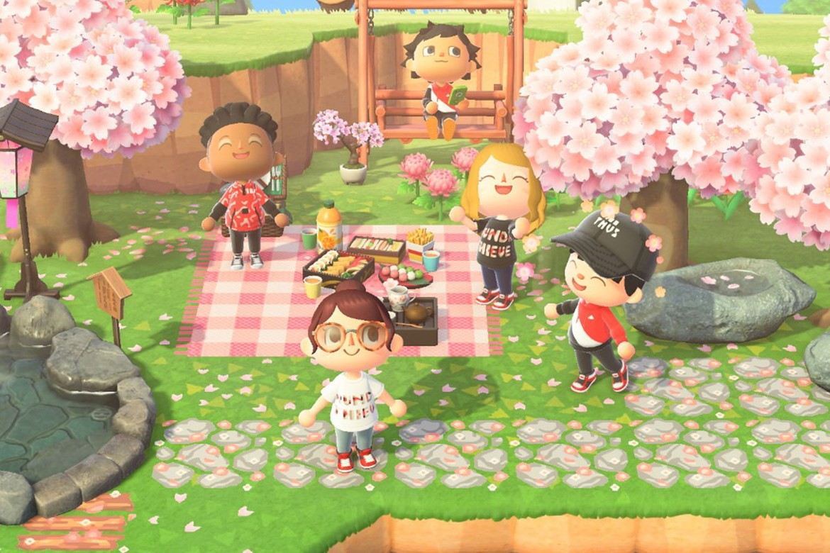100 Thieves Animal Crossing Apparel Collection Hypebeast