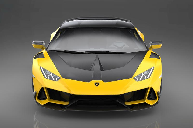 1016 Industries First 100 percent Carbon Fiber Lamborghini Huracán EVO Release Info Buy Price