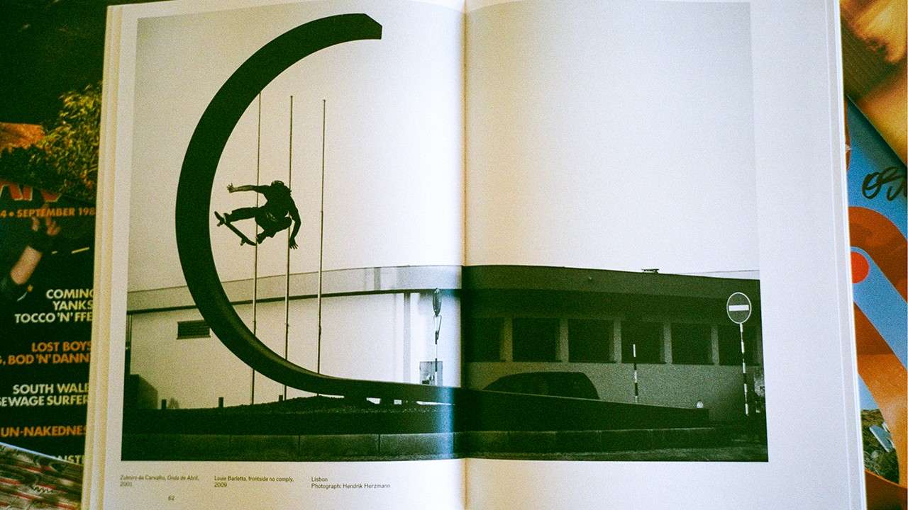 Look Back Library Thrasher Magazine Poweredge World's Collection Skateboarding Tony Hawk Kevin Marks skating vintage san diego california