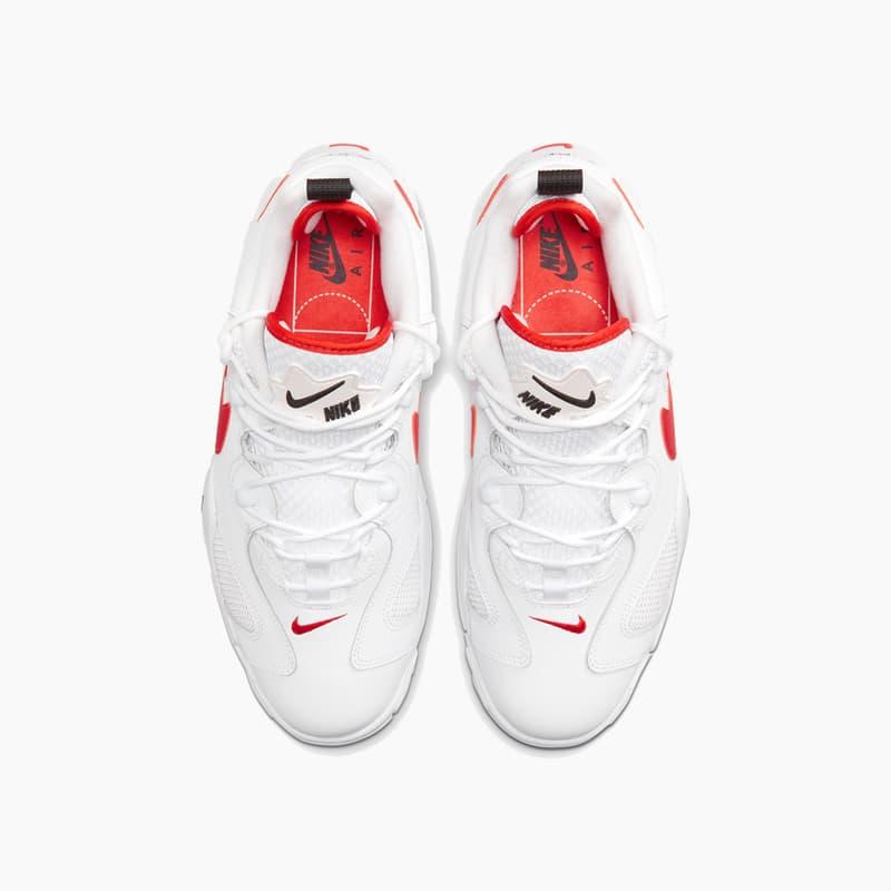 "Nike Air Barrage Low ""Team Orange"" Release 2020 Sneaker Where to buy"