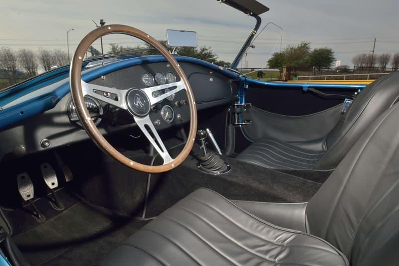 1963 Shelby Cobra 289 mecum indy 2020 auctions vintage cars