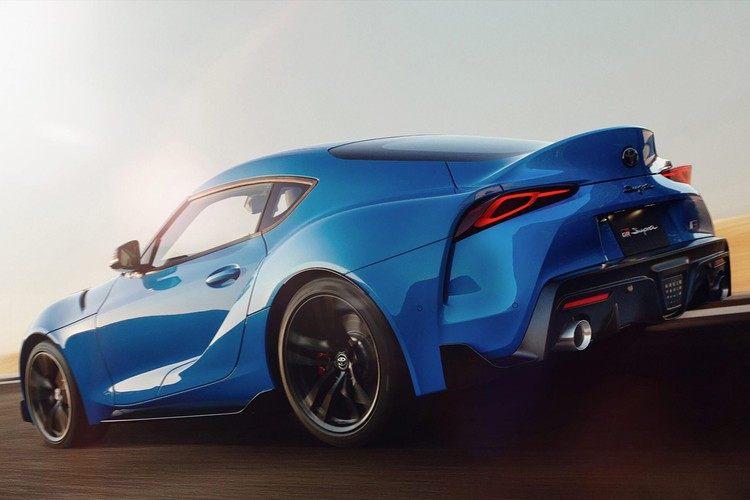 Toyota Announces Japan-Exclusive 2021 GR Supra in Horizon Blue