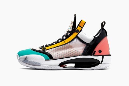 """Air Jordan 34 Low """"Guo Ailun"""""""