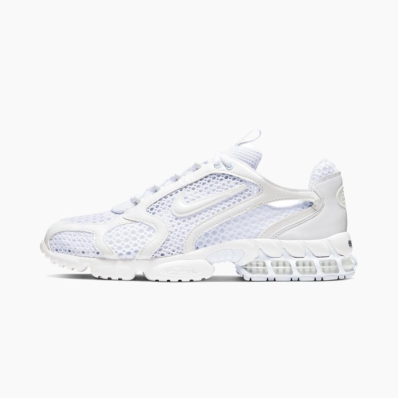 "Nike Air Zoom Spiridon Cage 2 ""Triple White"" Sneaker Release Where to buy Price 2020"